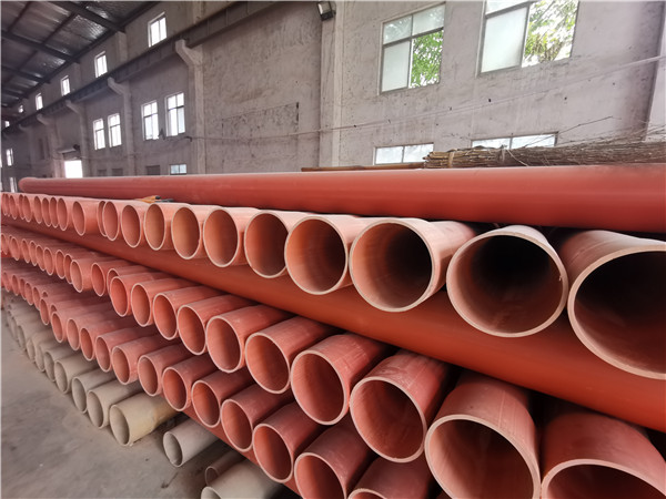 PVC電力管